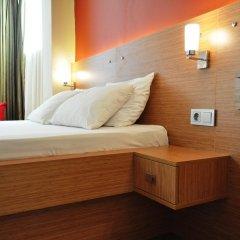 Хостел Antique Стандартный номер двуспальная кровать фото 18