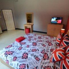 Отель Bua Khao Paradise Стандартный номер с различными типами кроватей фото 26