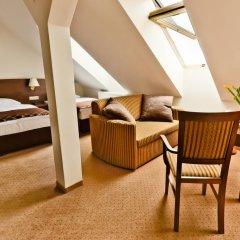 Hotel Korel 3* Номер Комфорт с различными типами кроватей фото 3