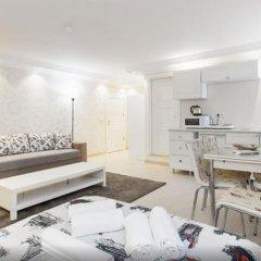 Отель Defne Suites Представительский люкс с различными типами кроватей фото 24