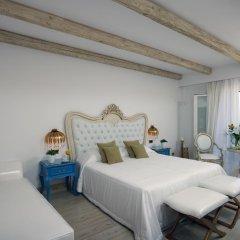 Отель Mitsis Laguna Resort & Spa 5* Номер Twin с видом на сад с различными типами кроватей фото 4