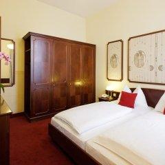 Отель Theaterhotel Wien 4* Стандартный номер с разными типами кроватей фото 10