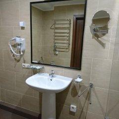 Гостиница Маяк Номер Делюкс с разными типами кроватей фото 5