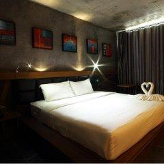 B2 Bangkok Hotel - Srinakarin 3* Номер Делюкс с различными типами кроватей фото 2