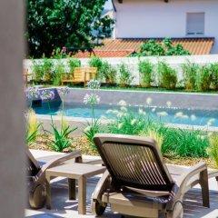Отель Restaurant Santiago Франция, Хендее - отзывы, цены и фото номеров - забронировать отель Restaurant Santiago онлайн балкон