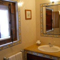 Отель Casa de S. Thiago do Castelo 3* Стандартный номер с различными типами кроватей фото 4