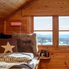 Отель Lillehammer Fjellstue 3* Коттедж с различными типами кроватей фото 23