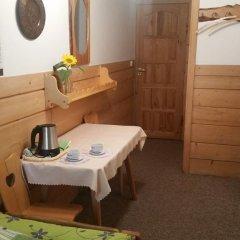 Отель Camping Harenda Pokoje Gościnne i Domki Стандартный номер фото 16