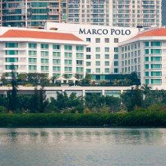 Отель Marco Polo Xiamen 5* Номер Делюкс с различными типами кроватей