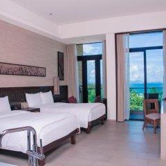 Отель DoubleTree Resort by Hilton Sanya Haitang Bay 4* Стандартный номер с различными типами кроватей фото 4