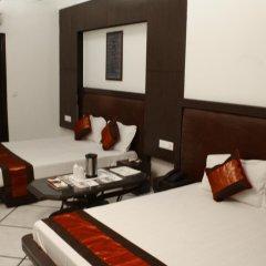 Hotel Apra International 3* Стандартный номер с различными типами кроватей фото 5