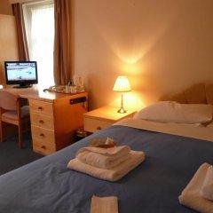 Отель Luther King House 2* Стандартный номер с двуспальной кроватью фото 8
