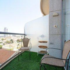 Апартаменты Tel-aviving Apartments Тель-Авив балкон