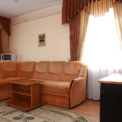 Гостиница Комфорт Стандартный номер фото 31