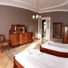 Гостиница Британский Клуб во Львове 4* Улучшенные апартаменты с разными типами кроватей фото 10