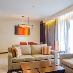 Отель Oakwood Residence Sukhumvit Thonglor 4* Студия Делюкс фото 14
