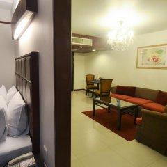 Ambassador Bangkok Hotel 4* Стандартный номер фото 7