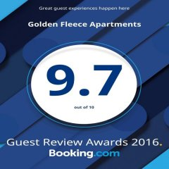 Апартаменты Golden Fleece Apartments Тбилиси балкон