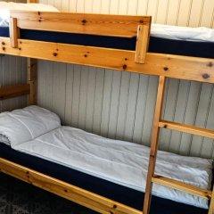 Отель Tjeldsundbrua Camping Коттедж с различными типами кроватей фото 9