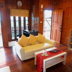 Отель Villa Ayutthaya @ Golden Pool Villas Таиланд, Ланта - отзывы, цены и фото номеров - забронировать отель Villa Ayutthaya @ Golden Pool Villas онлайн комната для гостей фото 4