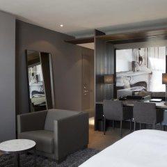 Отель The Dylan Amsterdam Стандартный номер с различными типами кроватей фото 7