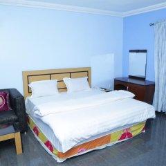 Отель Silicon Valley Resort Номер Делюкс с различными типами кроватей
