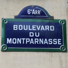 Отель Hôtel Terminus Montparnasse городской автобус