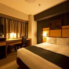 Hotel Villa Fontaine Tokyo-Hamamatsucho 3* Стандартный номер с различными типами кроватей фото 6