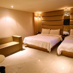 The California Hotel Seoul Seocho 2* Номер Делюкс с 2 отдельными кроватями фото 10
