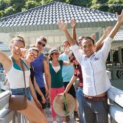 Отель Halong Lavender Cruises спортивное сооружение