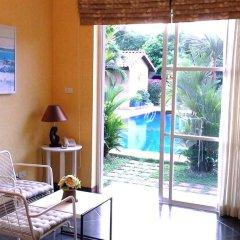 Отель Pictory Garden Resort 3* Стандартный номер с двуспальной кроватью фото 13