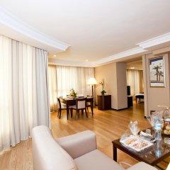 Отель Le Palace D Anfa 5* Президентский люкс с различными типами кроватей фото 3