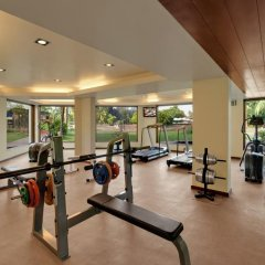 Отель Kenilworth Beach Resort & Spa Индия, Гоа - 1 отзыв об отеле, цены и фото номеров - забронировать отель Kenilworth Beach Resort & Spa онлайн фитнесс-зал фото 3