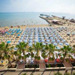 Iliria Internacional Hotel пляж фото 2
