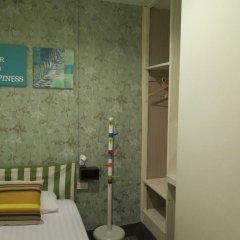 I-Sleep Silom Hostel Номер категории Эконом с различными типами кроватей фото 4