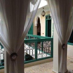 Отель Riad Agape Марокко, Марракеш - отзывы, цены и фото номеров - забронировать отель Riad Agape онлайн балкон