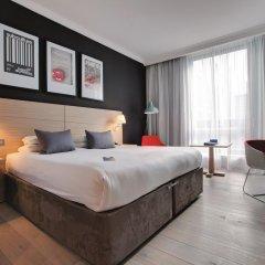 Radisson Blu Hotel, Glasgow 4* Номер Бизнес с разными типами кроватей фото 3