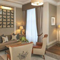 Отель Intercontinental Edinburgh the George 5* Люкс с различными типами кроватей фото 4