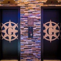 Отель The Gallivant Times Square США, Нью-Йорк - 1 отзыв об отеле, цены и фото номеров - забронировать отель The Gallivant Times Square онлайн интерьер отеля фото 2