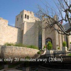 Отель Best Western Premier Ark Тирана приотельная территория