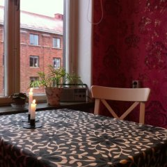 Апартаменты Eklanda Apartment Korsvagen Гётеборг комната для гостей фото 5