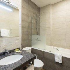 Отель Олимпия 3* Стандартный семейный номер с двуспальной кроватью фото 4
