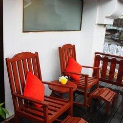 Krabi City View Hotel 3* Номер Делюкс с различными типами кроватей фото 13