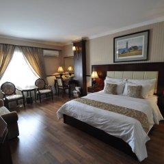Sunflower Hotel & Spa 3* Номер Делюкс с различными типами кроватей