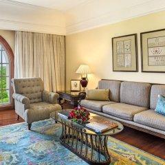 Отель The Oberoi Amarvilas, Agra 5* Люкс повышенной комфортности с различными типами кроватей фото 10