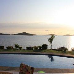Отель Bularangi Villa, Fiji пляж