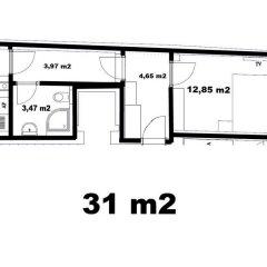 Апартаменты Apartments Verona Karlovy Vary сауна