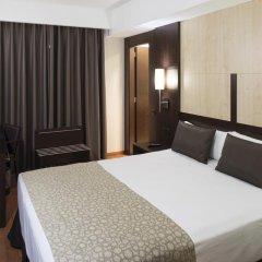 Отель Catalonia Sagrada Familia 3* Номер категории Премиум с различными типами кроватей фото 3