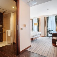Гостиница Hilton Garden Inn Краснодар (Хилтон Гарден Инн Краснодар) 4* Стандартный номер разные типы кроватей фото 5