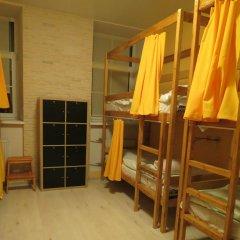 Хостел Фонтанка 22 Кровать в женском общем номере с двухъярусной кроватью фото 7